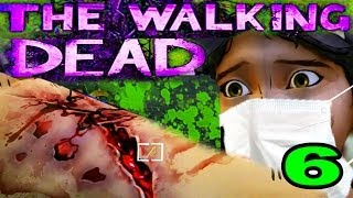 CLEMENTINE DOES SURGERY - The Walking Dead Season 2