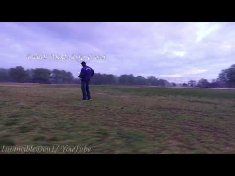 Phantom 3 flight,  foggy afternoon /Flight in Canarsie Park,  Brooklyn New York City