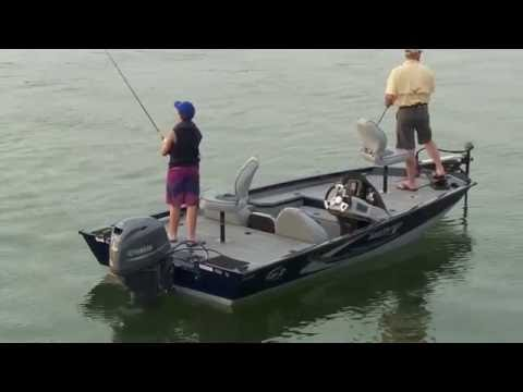 2017 G3 Boats Sportsman 17 PFX Product Video