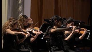 Երիտասարդական նվագախմբի համերգը Մոսկվայում