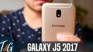 Samsung Galaxy J5 2017, review en español