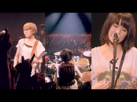 chatmonchy 8cmのピンヒール (Live at Zepp Diver City Tokyo 2009)