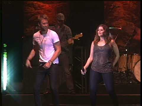 LADY ANTEBELLUM Our Kind Of Love 2011 LiVe