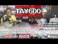 Download Tay600 Tell Us His Funniest LA Capone Story & His Funniest Him, LA & Rondo Story MP3 song and Music Video