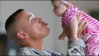BEST DADY Coming Home Moments Compilation (Babies Reaction)
