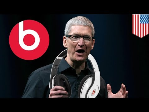 Apple, handa nang bilhin ang Beats Electronics ni Dr. Dre, para sa 3.2 billion!