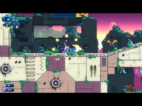 20XX (Beta) - Run #6 (Defiant Mode: Bankrupt) As Nina