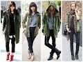 Different ways to style the military/army green jacket | Pink Street | Military Jacket Trend