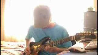 cannon variation (electric guitar )by lim jung hyu캐넌변주곡 일렉기타