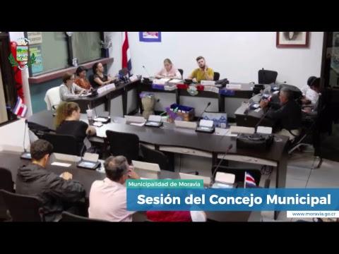 Sesión Extraordinaria - Aprobación Presupuesto - 21 de Septiembre 2018