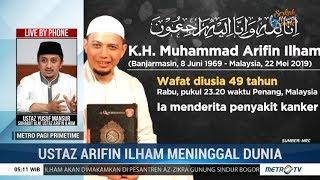 Yusuf Mansur: Kenangan Ustaz Arifin Ilham Mengisi Hati Kaum Muslim di Indonesia