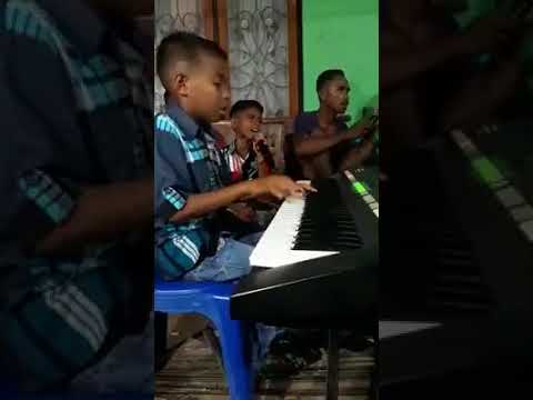 Magdalena Gadis Batas Timor Leste ( Cover ) 2 Talenta Cilik Anak TTS NTT