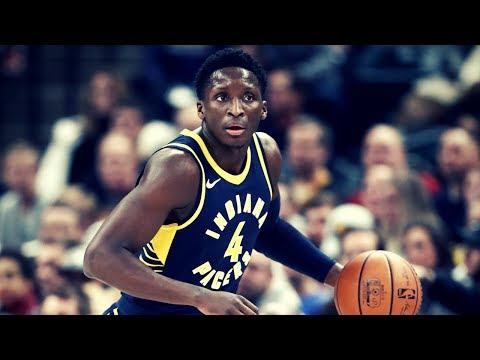 Victor Oladipo Wins Eastern Conference Player of the Week   Week 8