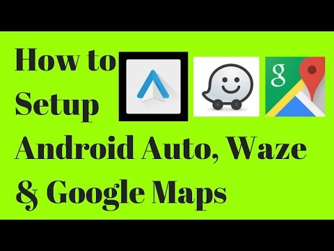 How to choose between Waze and Google Maps for Android Auto