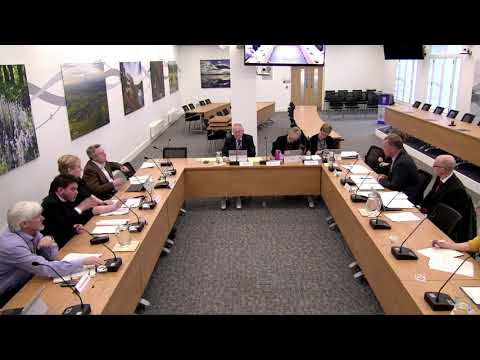 Property Sub-Committee, Perth & Kinross Council - 22 October 2018