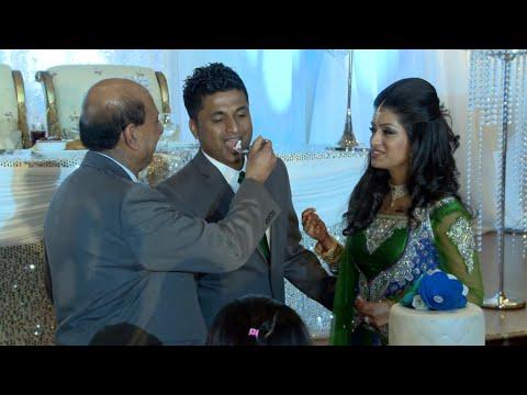wedding-cake-cutting-ceremony-an-indian-wedding-reception-at-bombay-palace-mississauga