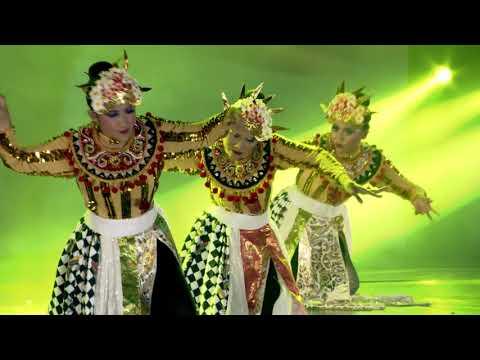 Nartanapriya Dance Troupe Performance - Ninh Binh International Dance Festival September 2017