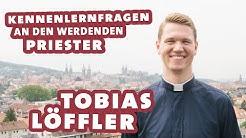Kennenlernfragen an Tobias Löffler