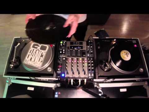 Classic Techno & Oldskool VINYL LIVE SET