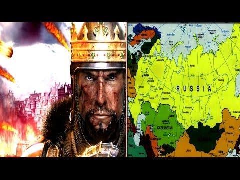 ¿Por Qué Rusia Es Tan Colosalmente Grande?, El País Mas Grande Del Mundo!!!