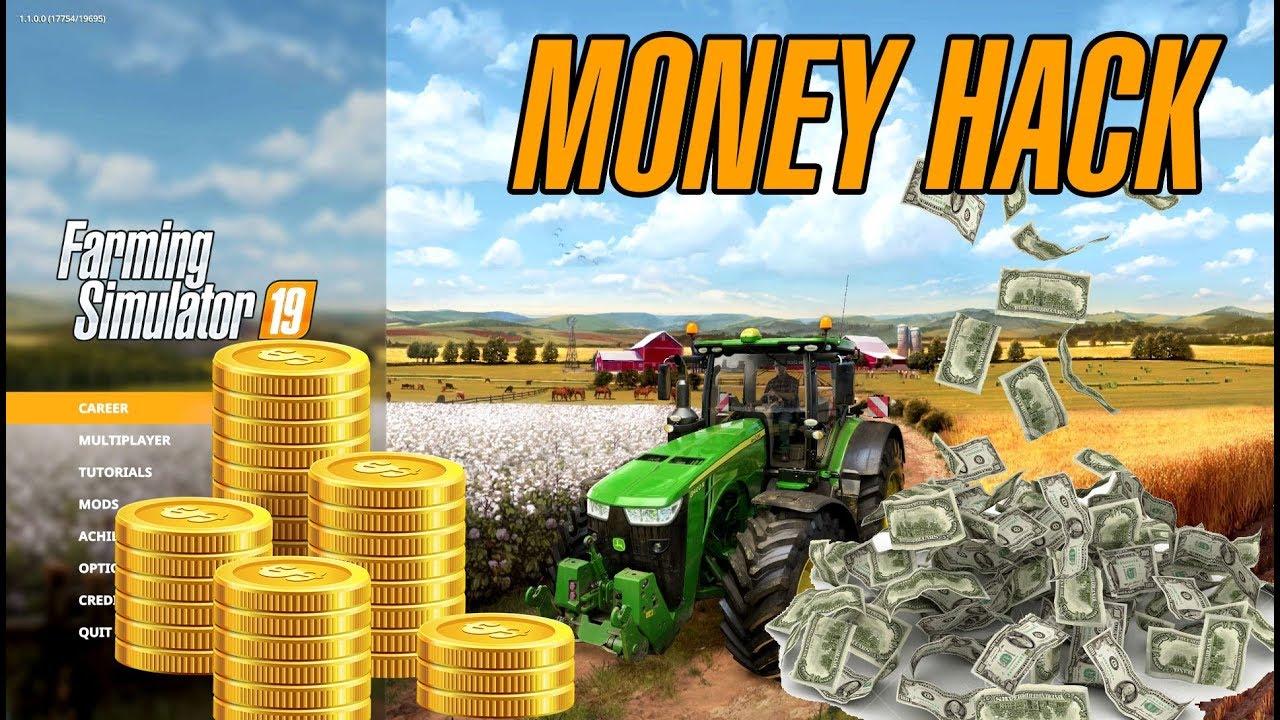 Tutorial Hack Money In Farming Simulator 19 Youtube