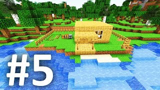 Minecraft Новый Мир #5 - Мой Участок