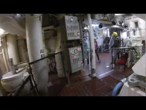 Engine Room - USS Midway
