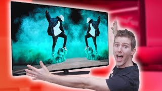 The OLED Gaming TV from ALIENWARE!!
