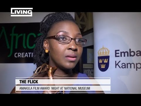#The Flick on Living: Amakula Film Award at national museum [2/4]