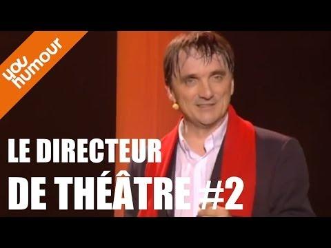 PIERRE AUCAIGNE - Le directeur de théâtre (2/2)