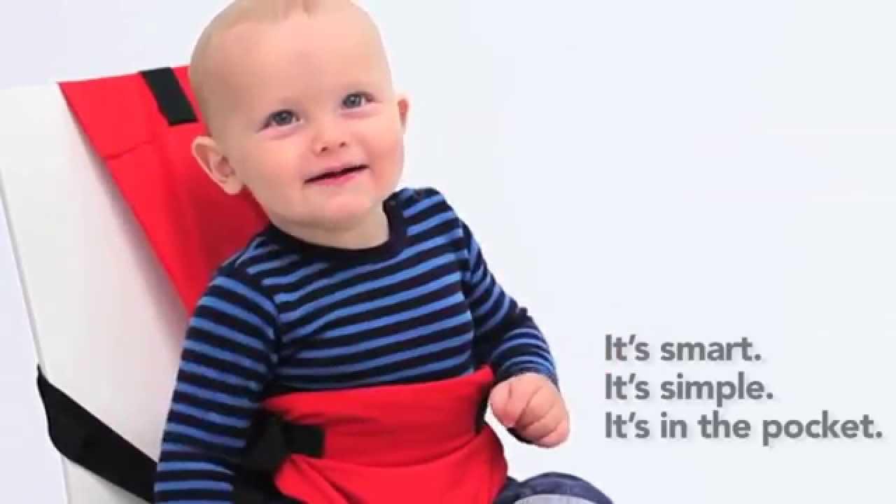 Barnesæde, Grøn In the Pocket Baby
