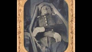 Rare Civil War Postmortem Photographs