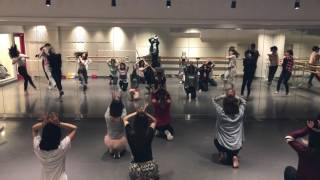 戸塚慎 Christmas SP Dance Class2017 @Tokyo