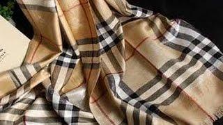 мой Новый шарф от