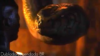Anaconda 2: Em busca da Orquídea Sangrenta - Todas as Cenas da Anaconda