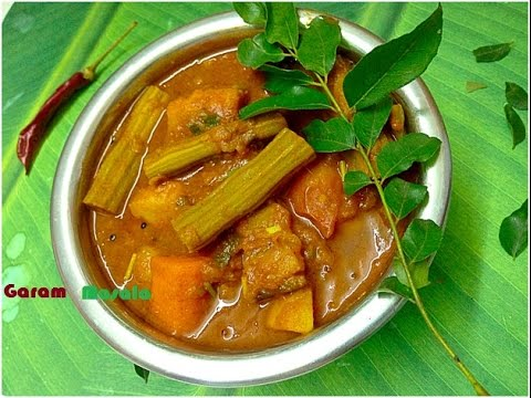Kerala style Sambar സാമ്പാർ Onam Sadya recipeYouTube