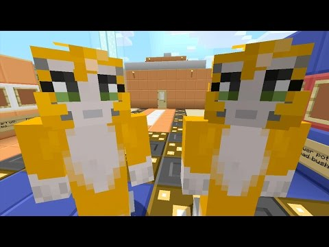 Minecraft Xbox - Double Trouble Challenge - Part 1