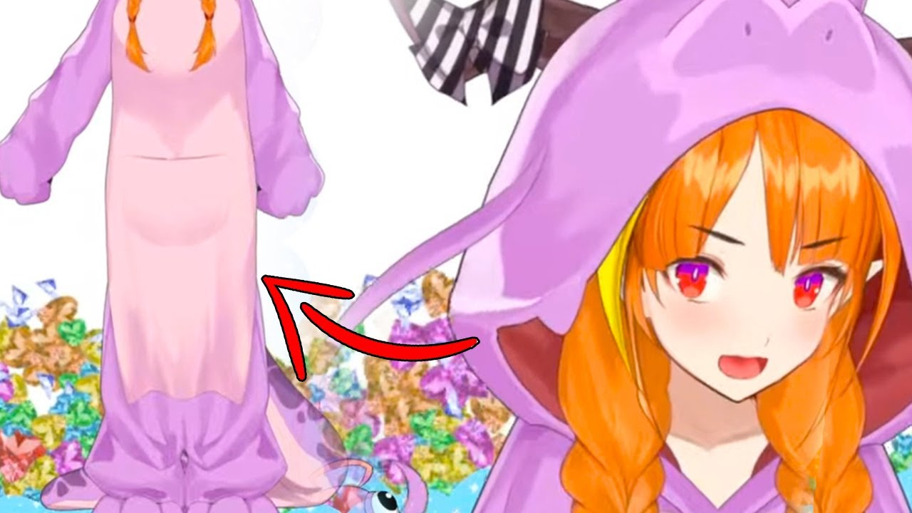 Coco's New Outfit in 1 Minute [Hololive]