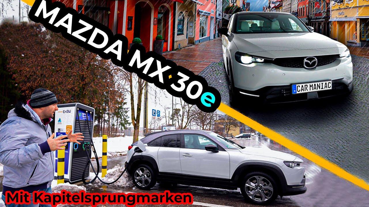 Mazda MX30e - Was für ein tolles Elektroauto - ABER...