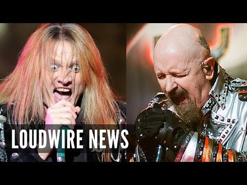 Sebastian Bach Leaves Interview After Rob Halford Joke, Halford Responds With Epic Line