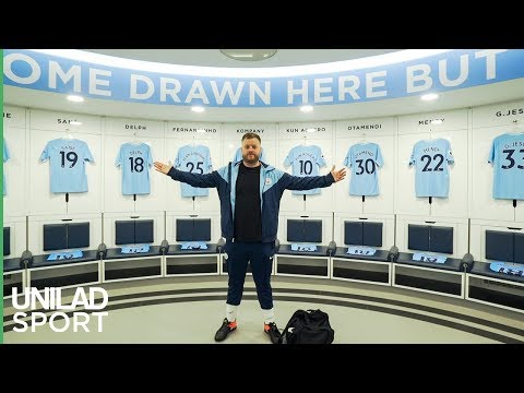Witness The Fitness: Manchester City | UNILAD Sport