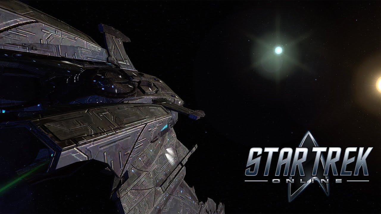 Star Trek Wallpaper Hd Star Trek Online Dreadnaught Warbird Scimitar Tour Youtube