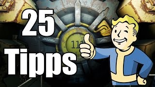 Fallout 4 25 Tipps fr euer berleben Deutsch German HD