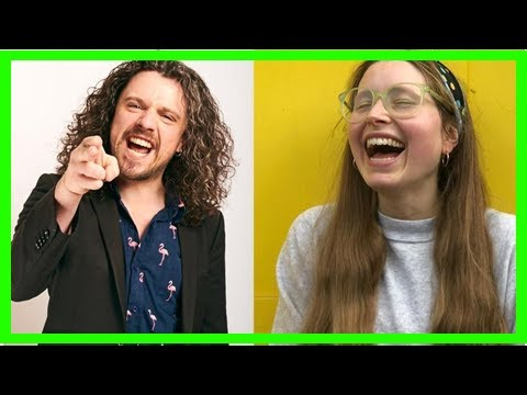 Hear Jessie Cave and Alfie Brown tell both sides of their breakup story