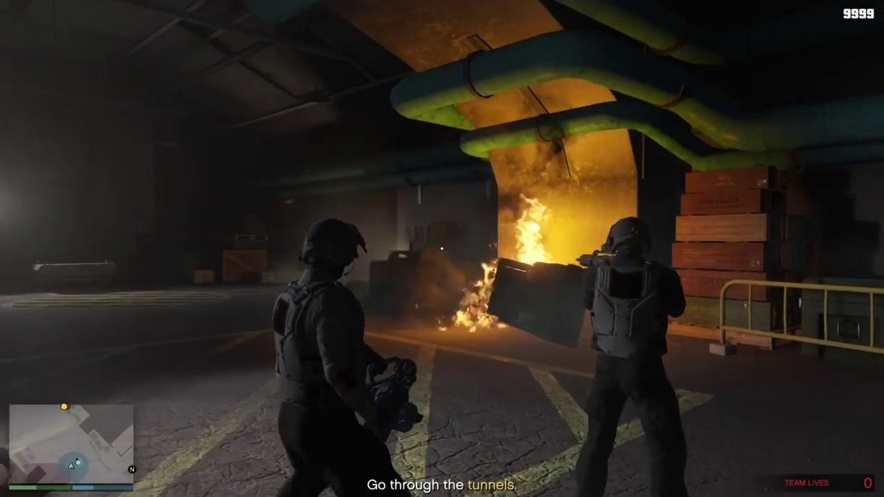 doomsday heist act 3 2 player