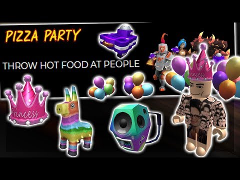New Roblox Event Is Kinda Bad Pizza Party Phuket News - roblox event new