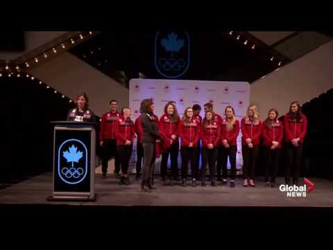 2018 Pyeongchang Games: Canada's Olympic speedskating team announced