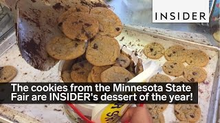 The cookies from the Minnesota State Fair are INSIDER's dessert of the year!