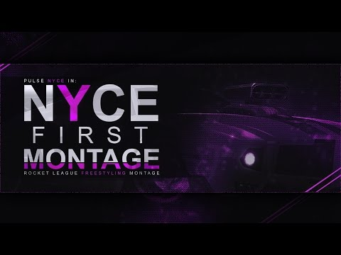Rocket League | Pulse Nyce Montage (by ImxTwinky)