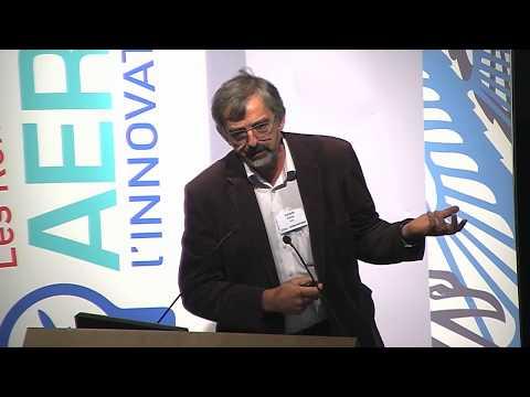 Simon Thorpe  - Les Rendez-vous Aéro de l'innovation 2017